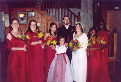 Wedding Party Members!