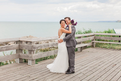 Melanie + Bryon : Wedding