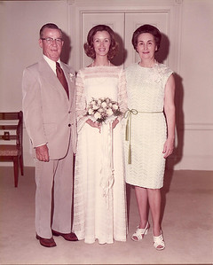 Melanie & Ed's Wedding 8/30/75