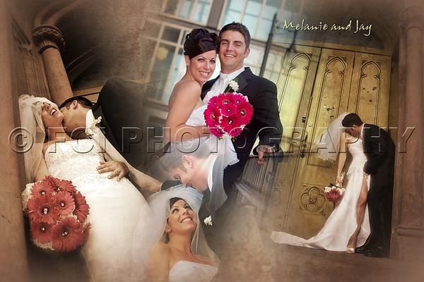 Melanie and Jay's Wedding