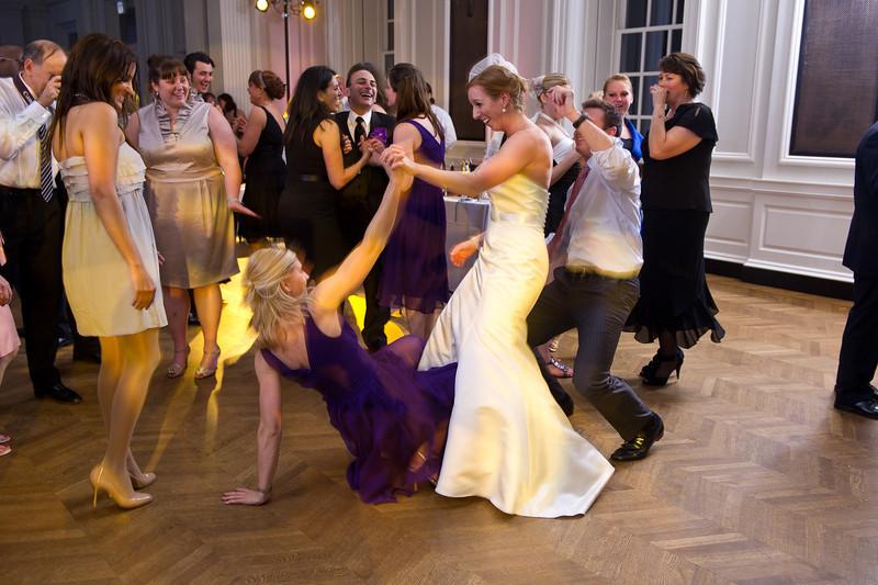 Wedding, Melanie and Sam