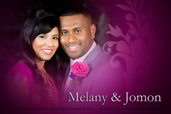 Melany + Jomon