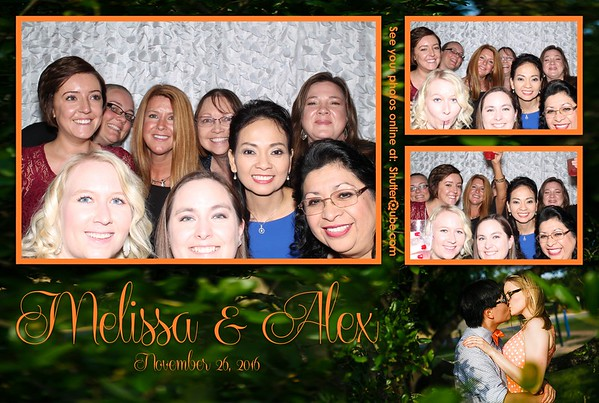 Melissa & Alex's Wedding