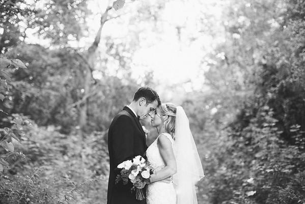 Melissa + Bjorn Wedding