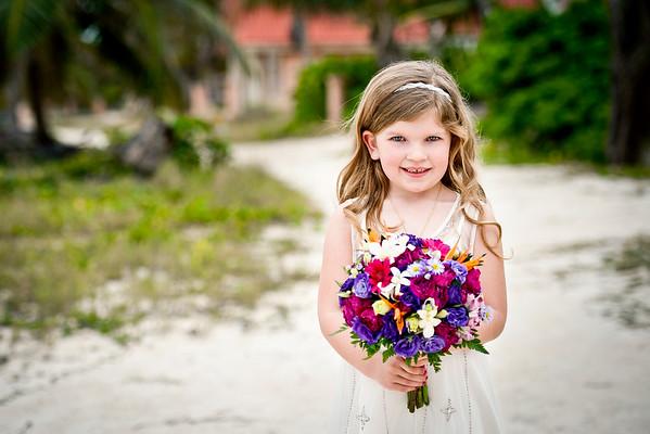Melissa & Daren - Wedding - Belize - 25th of February 2016