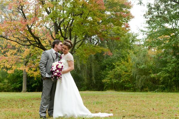 Melissa & Eddie Wedding