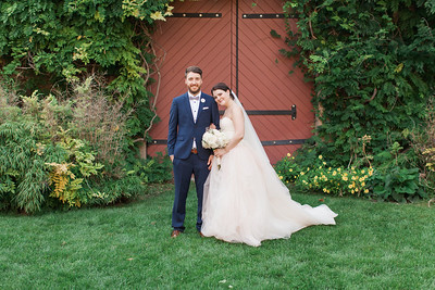 Melissa + Peter : Wedding