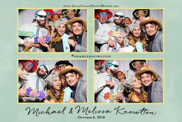 Melissa Taylor Knowlton Wedding Reception