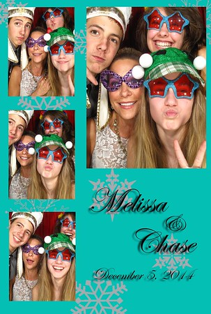 Melissa and Chase's Wedding