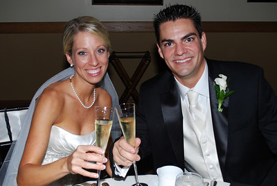 Melissa and Chris's Wedding Weekend