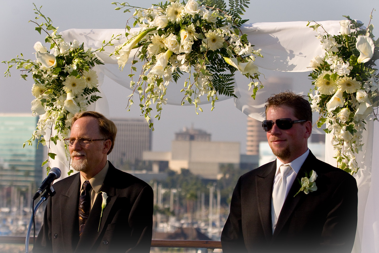 Pastor Steve and Randy