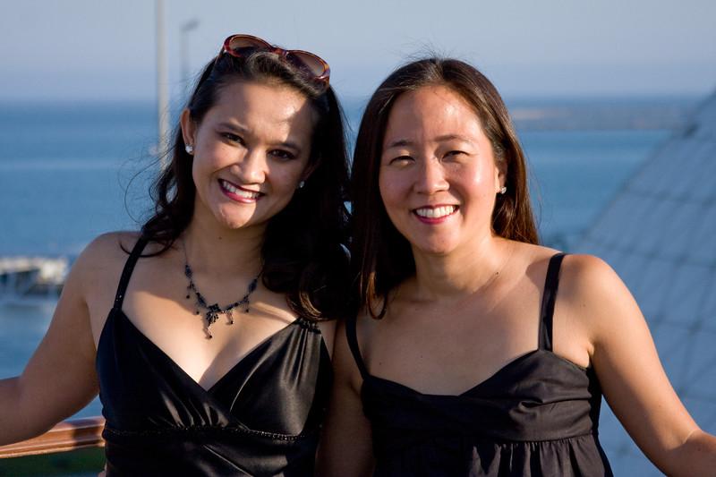Catherine & Tamara
