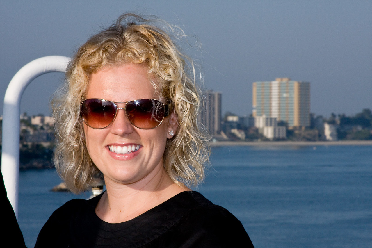 Stephanie in Sunglasses