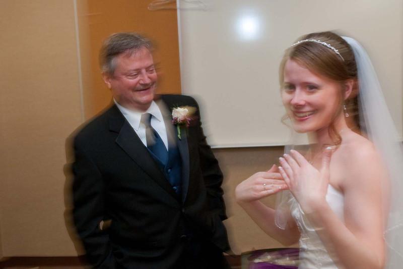 Wedding of Melissa and Chris. St. Thomas More Catholic Student Parish.  Copyright Anthony Dugal Photography, Kalamazoo, Michigan, USA, (269) 349-6428.