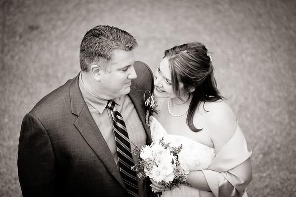 Melissa & Brian ~ A Wedding