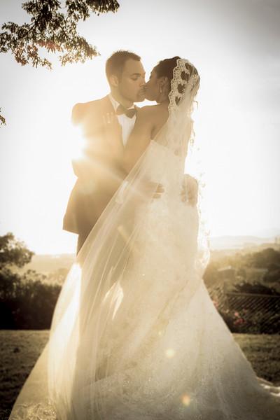 Melissa & James Wedding