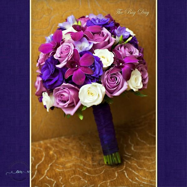 Melissa & Eugene's Wedding Album