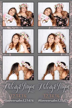 Melody & Bryan