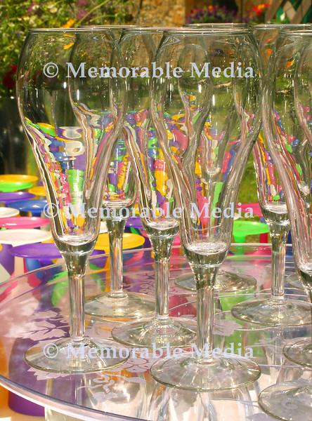 conroe wedding glasses
