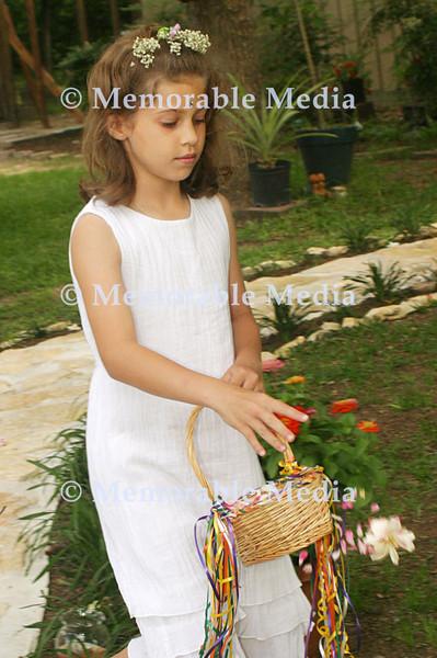conroe flowergirl