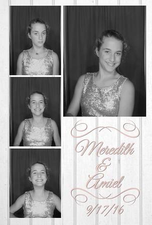 Meredith & Amiel