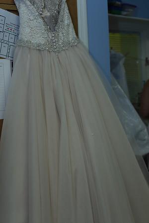 Meredith_Tyler's Wedding day
