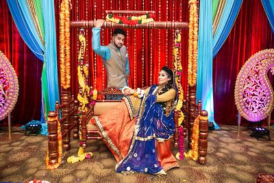 Meshal and Babar's Wedding ALL