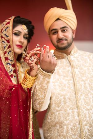 Meshal and Babar's Wedding