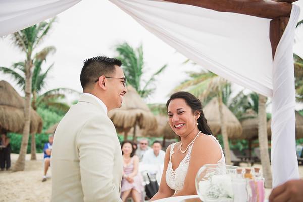 Mexico Destination Wedding- Graciela & Juan