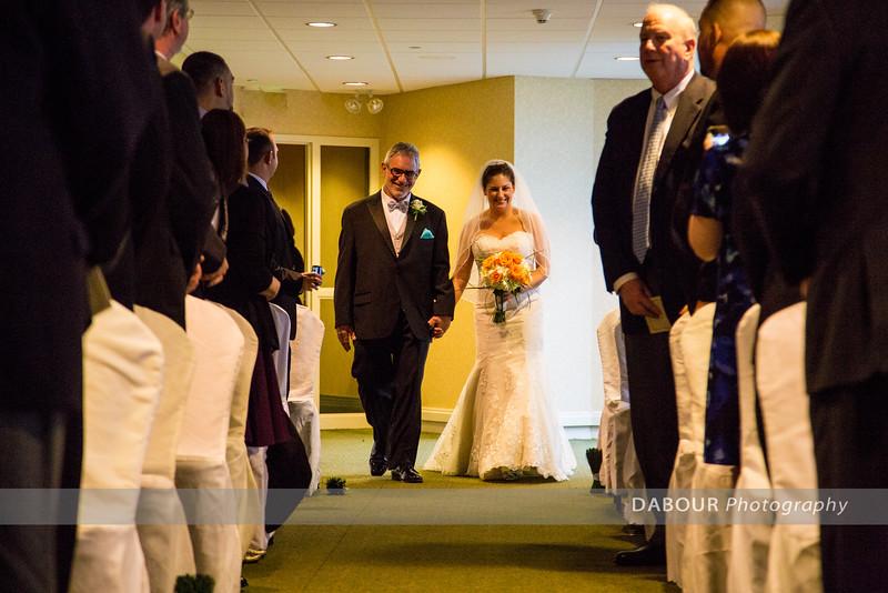 Micciulli-Wickkiser Wedding Recemony