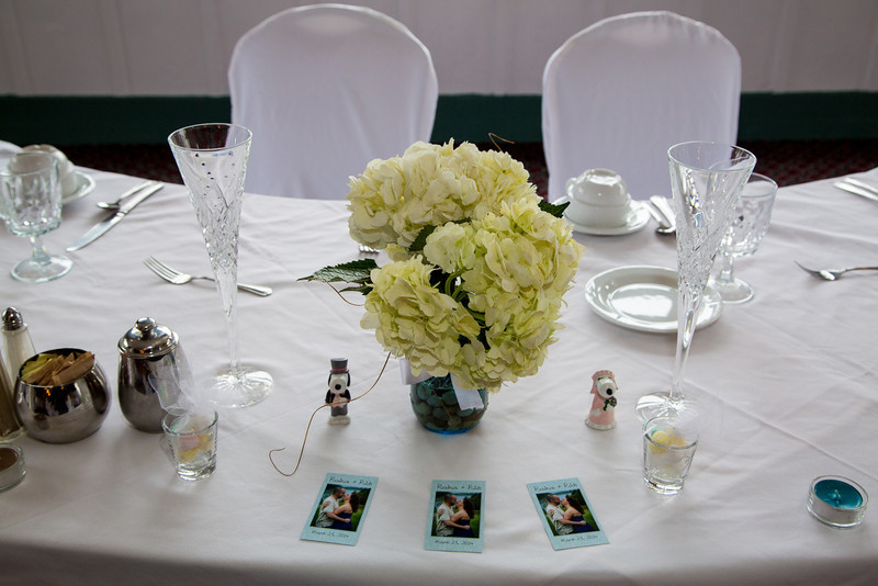 Micciulli-Wickkiser Wedding Reception