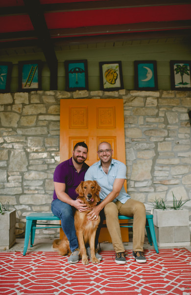 Michael + Steven {To Be Wed}