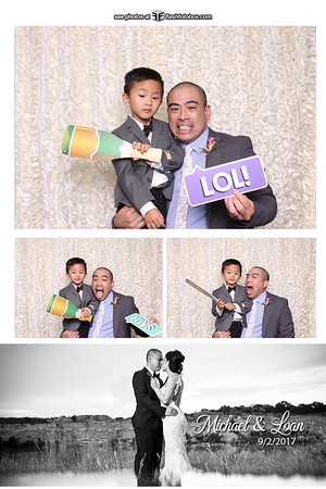 Michael & Loan Wedding - September 3, 2017