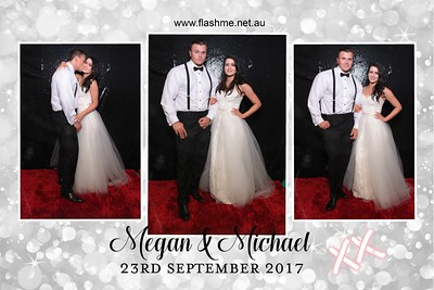 Megan & Michael's Wedding - 23 September 2017