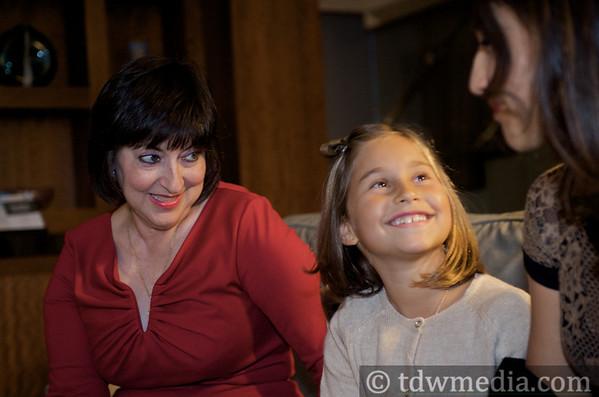 Michalia and Kaj Wedding 10-8-13