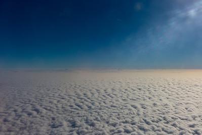 My window seat in a plane on November 15, 2012. (Jay Grabiec)