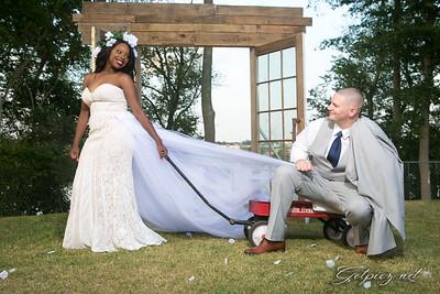 Micheal & Latashia Banks September 9 2016
