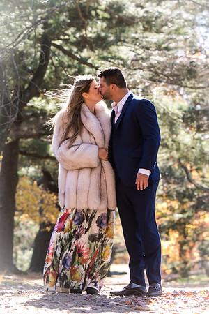 Michele & Greg Engagement