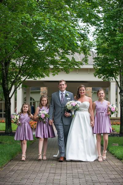 Michelle & David - Dominion Club Wedding
