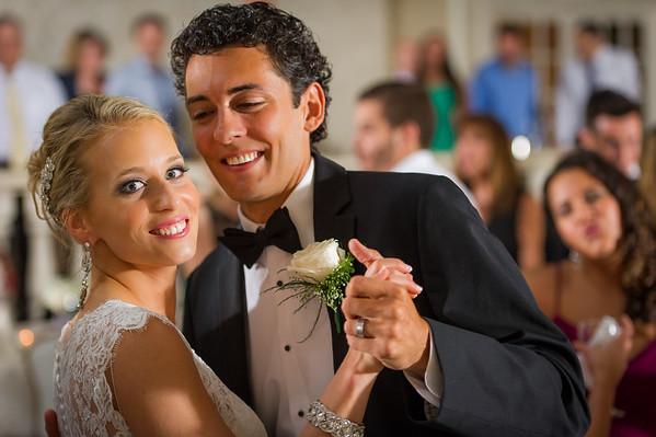 Michelle & Jonathan's Wedding Reception