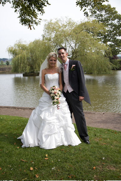 Michelle & Paul Wedding  8386