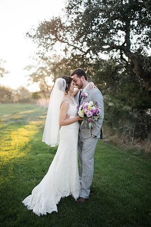 Michelle & Ryan | New Braunfels Wedding