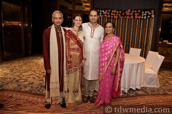 Michelle and Ben Bhargava Wedding 10-27-13