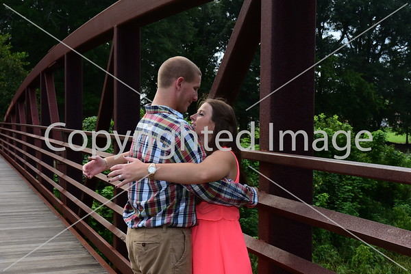 Michelle and Clayton - Engagement 8-21-16