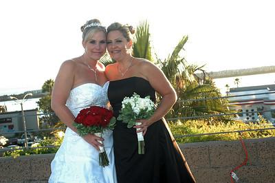 Michelle and Javier Wedding - Crowne Plaza Redondo Beach CA