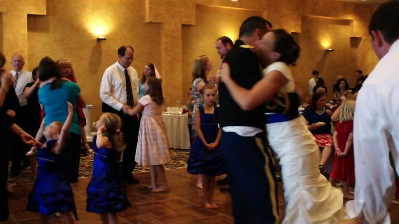 015 - Groom Twirling Bride