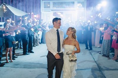 Michelle & Austin's Wedding at Ashelynn Manor in Magnolia, TX July 11, 2015
