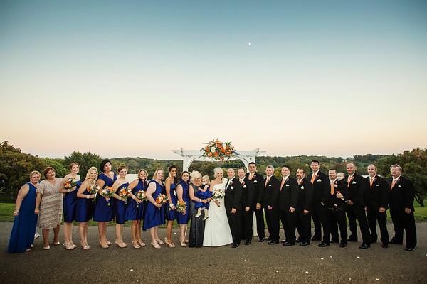 Michelle Bruton & Keith Deitelhoff wedding