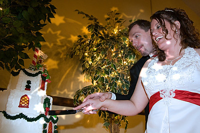 Michelle and Scott - Batavia, NY. Copyright © 2008 Alex Emes