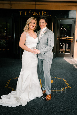Mikayla and Jennifer